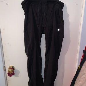 Lululemon dance pant size 8 dot confirmed black